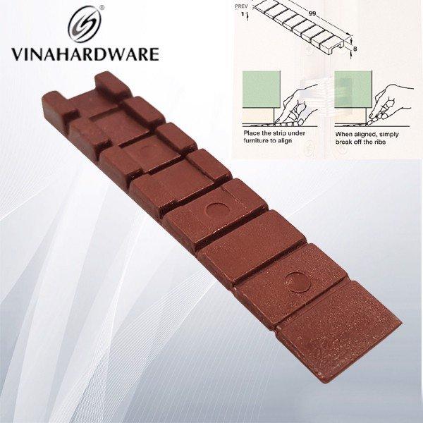 Pát nhựa bậc thang chêm chân bàn ghế tủ PB2080 (cái)