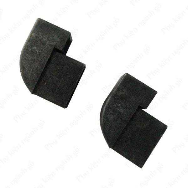 Nút chân đế nhựa chân bàn móng ngựa (nhiều loại) MN2550 (Cái)