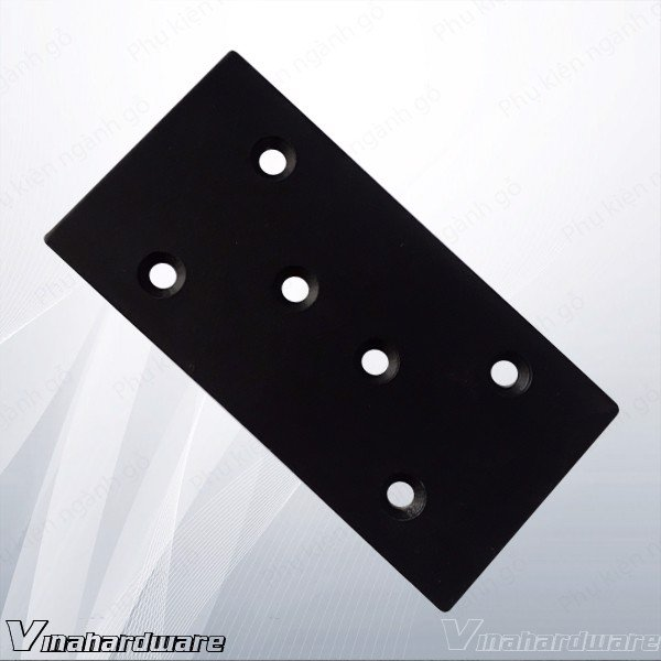 Pát sắt P3050 - kích thước 30x50x100mm đen mờ (Cái)