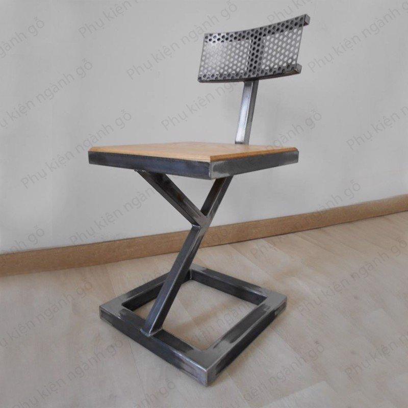 Khung ghế sắt cao 50cm SP028368 (Cái)