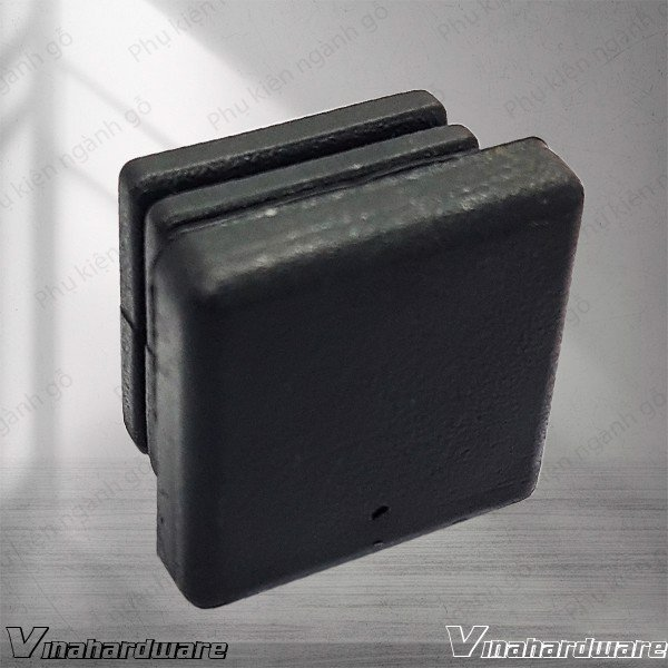 Đế nút nhựa vuông chân bàn ghế (nhiều loại) PB19B