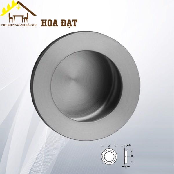 Tay nắm âm tủ | Cabinet handle HD0406T