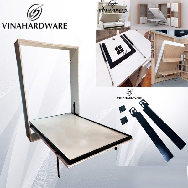 Bộ khung lắp ráp giường xếp gọn âm tủ VN2923373 (bộ)