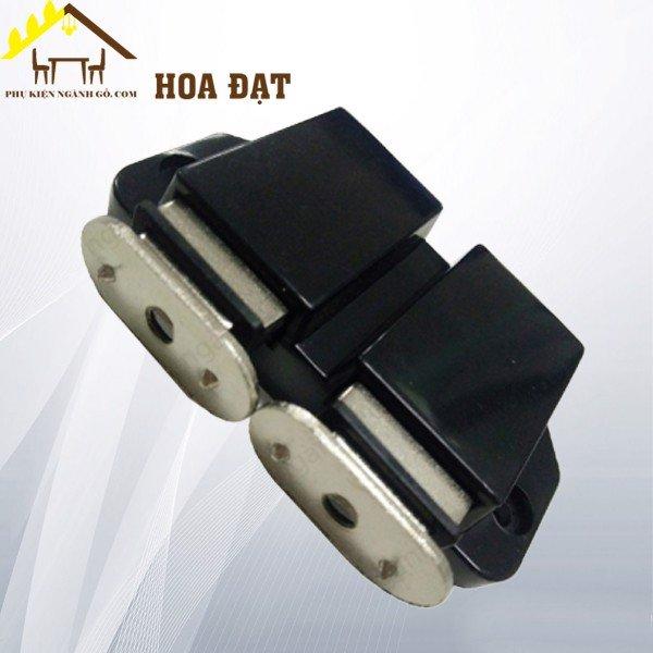 Chốt cửa đôi nhấn mở 48x38mm PO896