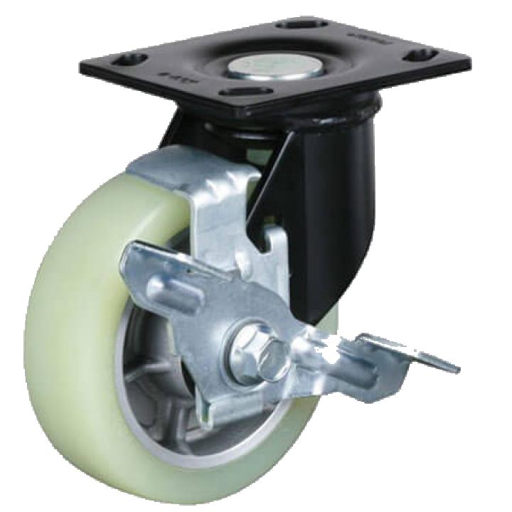 Bánh xe tải trọng trung bình PU Footmaster PM-100B-SF-HUD