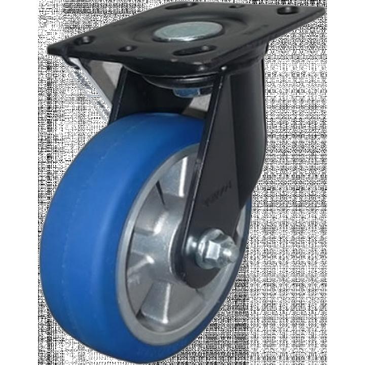 Bánh xe tải trọng trung bình PU Footmaster PM-100A-SF-MUD