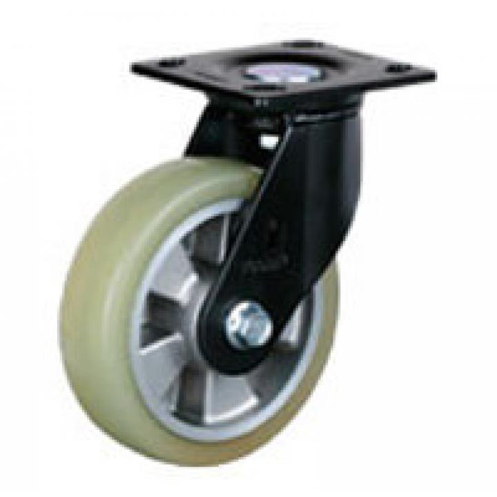 Bánh xe tải trọng trung bình PU Footmaster PM-150A-SF-SUD
