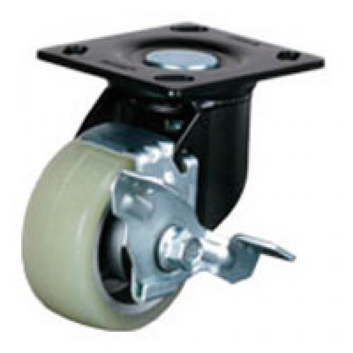 Bánh xe tải trọng trung bình PU Footmaster PM-100B-SF-SUD