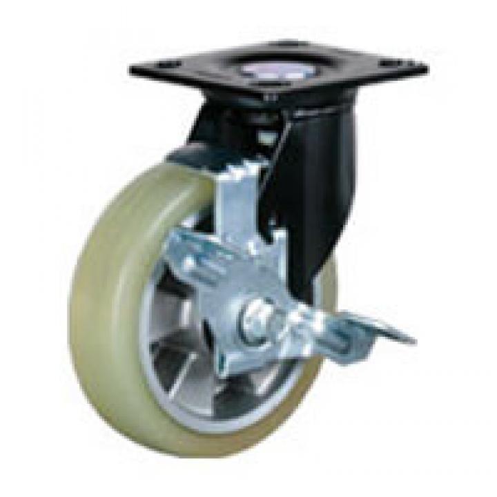 Bánh xe tải trọng trung bình PU Footmaster PM-150B-SF-SUD