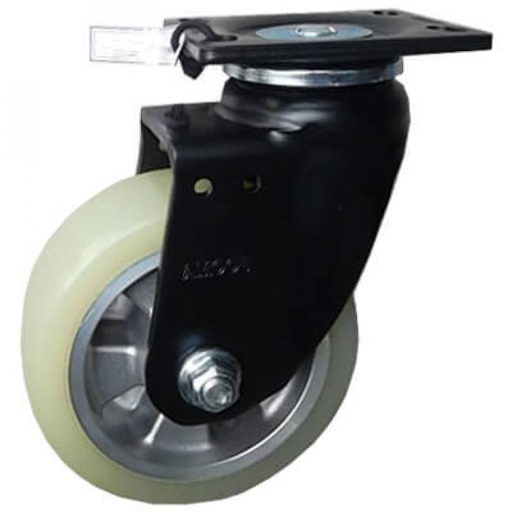 Bánh xe tải trọng trung bình PU Footmaster PH-150A-SF-HUD