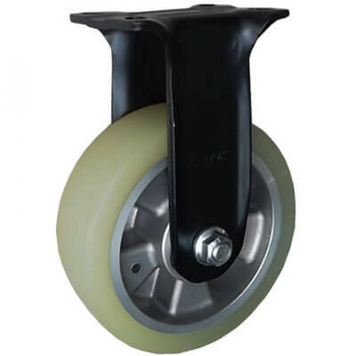 Bánh xe tải trọng trung bình PU Footmaster PH-150A-RF-HUD