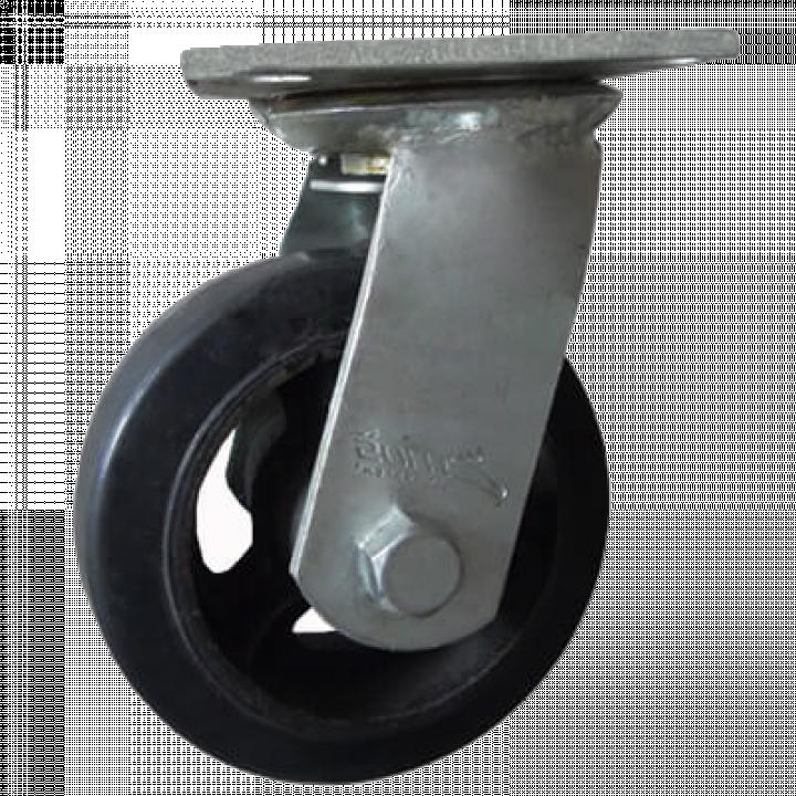 Bánh xe tải trọng trung bình Cao su Ethos 491XRQ160P45
