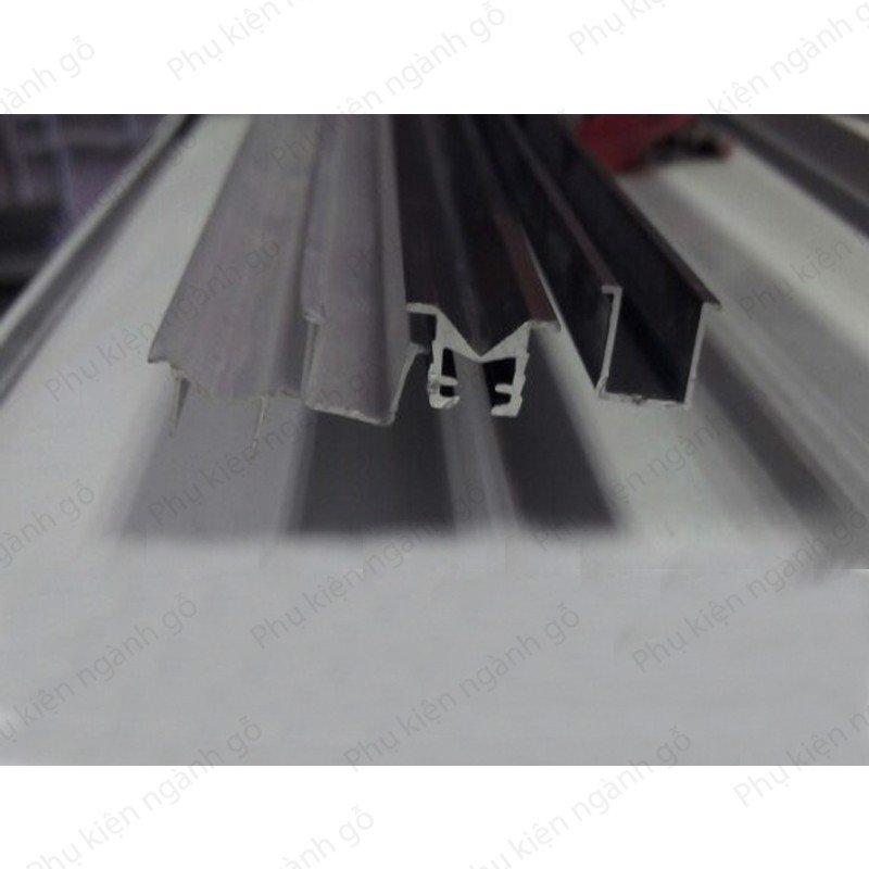 Bộ 02 ray trượt nhôm UV UV3000W cho cửa lùa