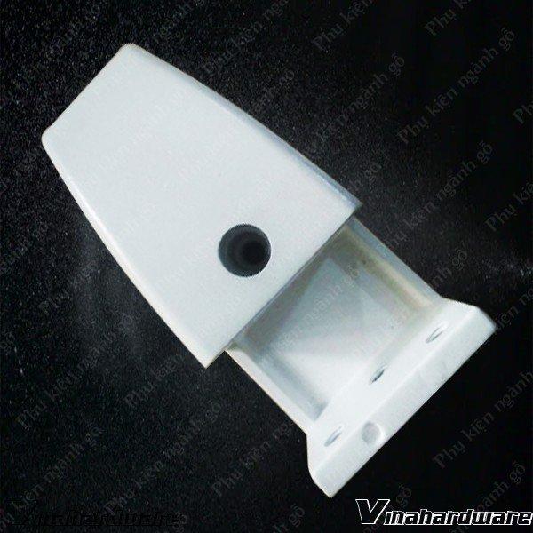 Kẹp kính vách ngăn mặt bàn H0002T