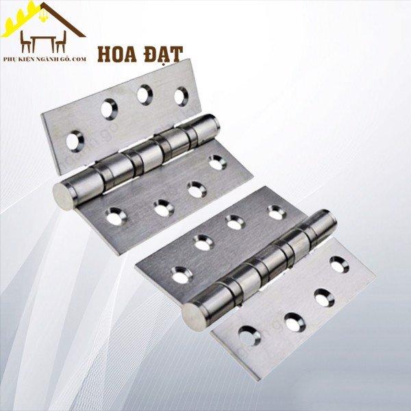 Bản lề lá cửa đi Inox (nhiều loại) HHL120Z15 (cặp)