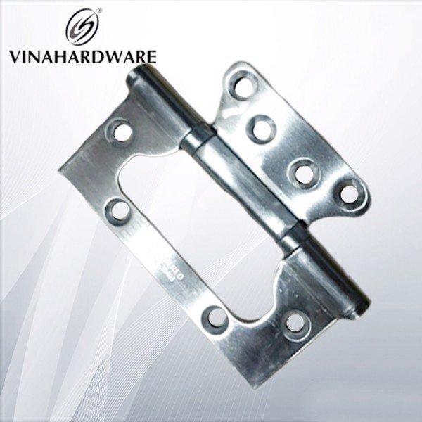 Bản lề lá cửa đi 1 chiều Inox (nhiều loại) H0177D120 (cái)
