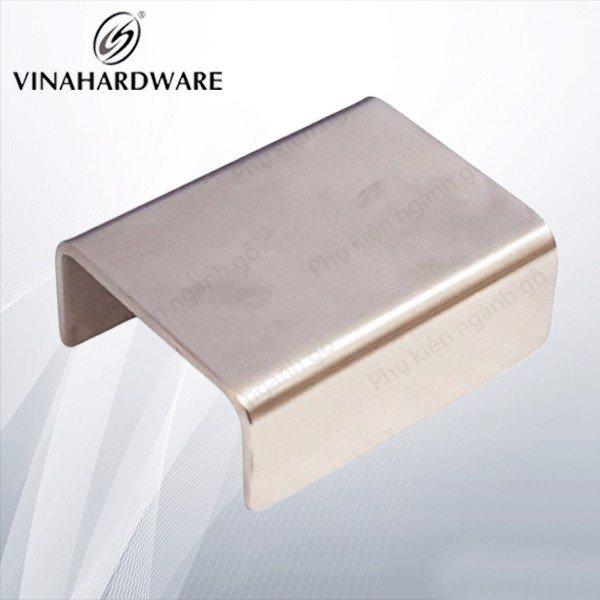 Tay nắm tủ inox móc ngăn kéo dài 50mm cao 20mm SP000221