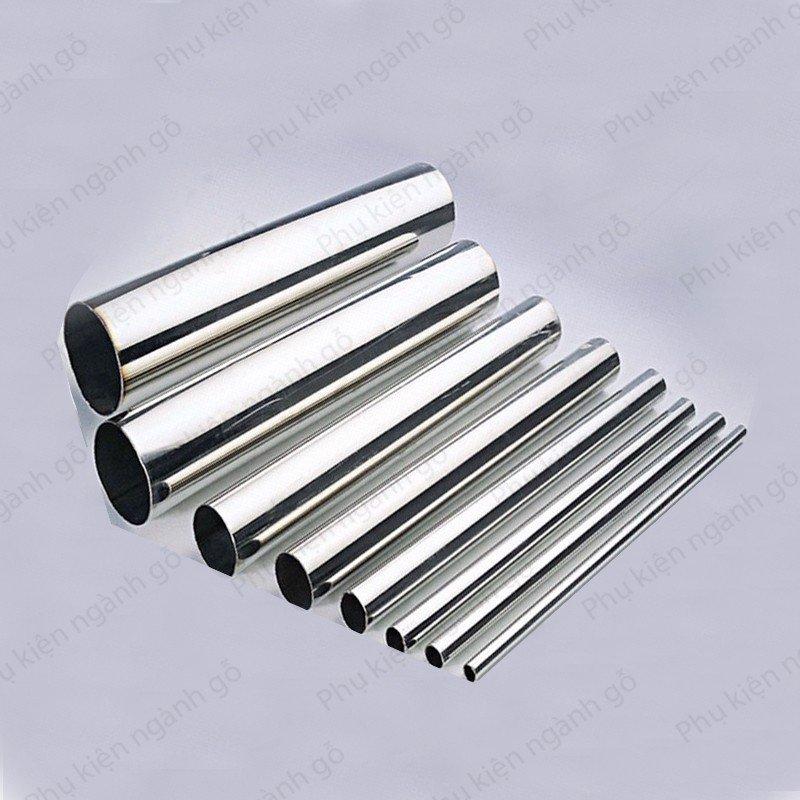 Ống inox 304 (nhiều loại phi) SST16Z3 (cây 3m)
