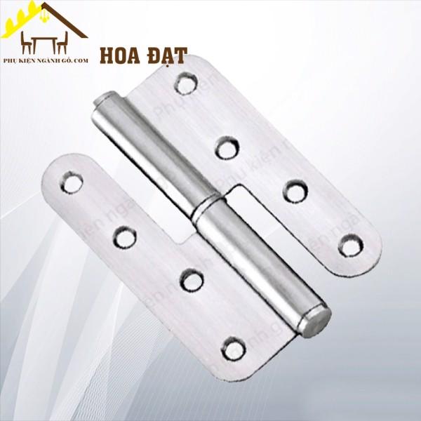 Bản lề lá cửa đi inox (nhiều kích thước) HVT0880 (cặp)