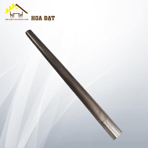Ống côn inox 304 dày 1l2 phi 25mm chốt xuống 15mm dài 460mm, đánh bóng VNH2923581 (cái)