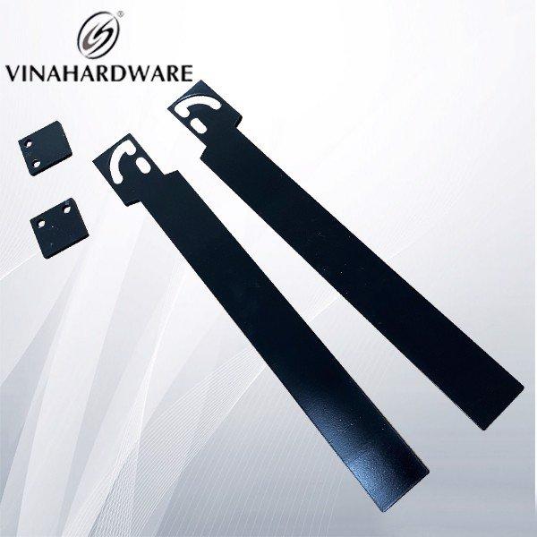 Chân giường xếp gọn âm tủ cao 450mm VN2923372 (Cặp)