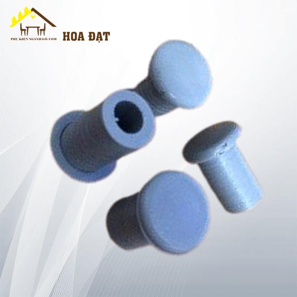 Nút bít bằng nhựa, phi 10, màu trắng WC010W (cái)