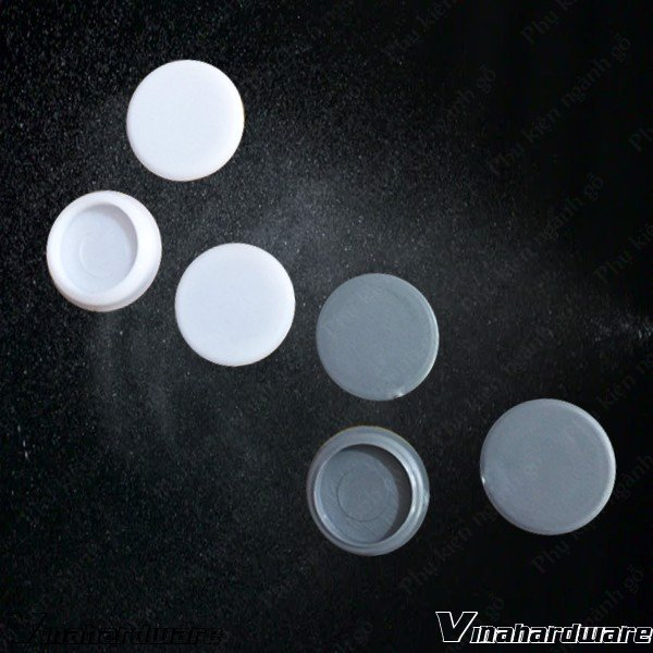 Nắp chụp vít màu xám (nhiều loại) VNH NCV26 (Cái)