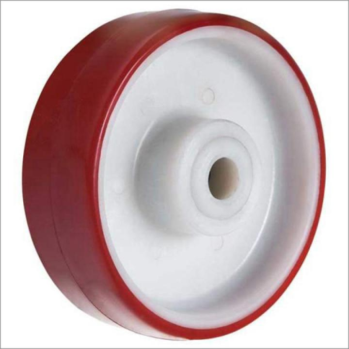 Bánh Xe PU Nylon 200x50 mm