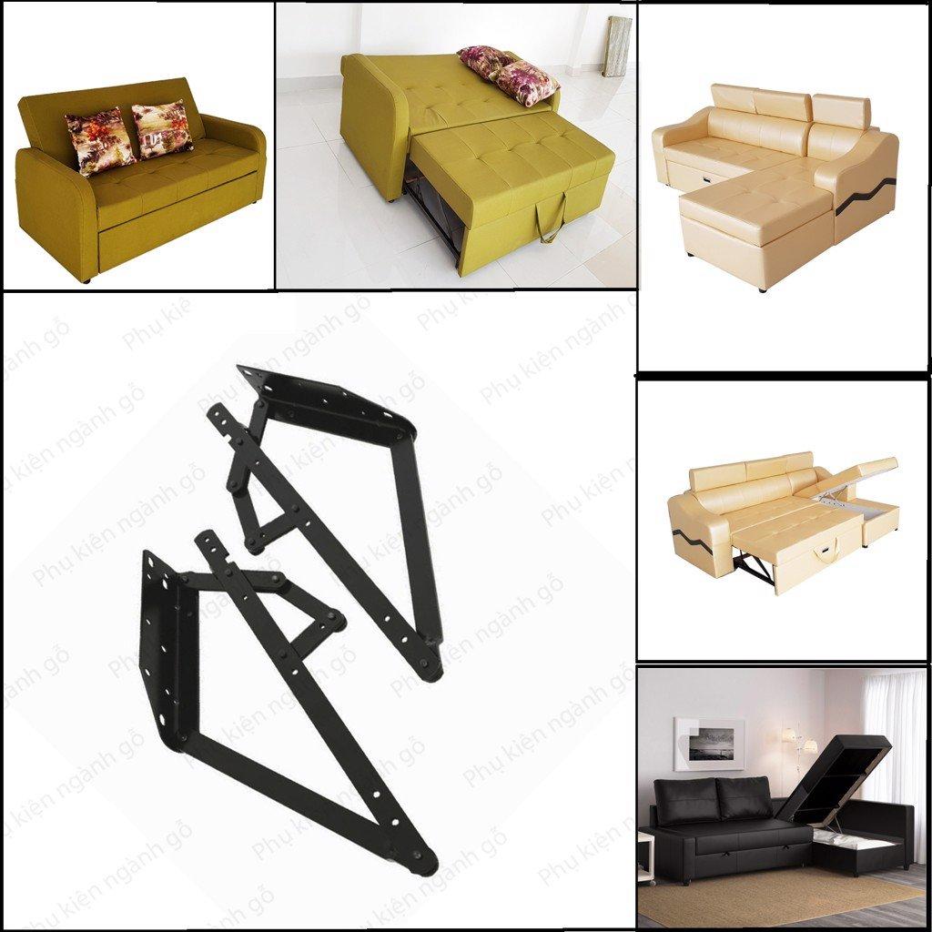 Phụ kiện nâng ghế xếp gọn sofa thành giường P4512