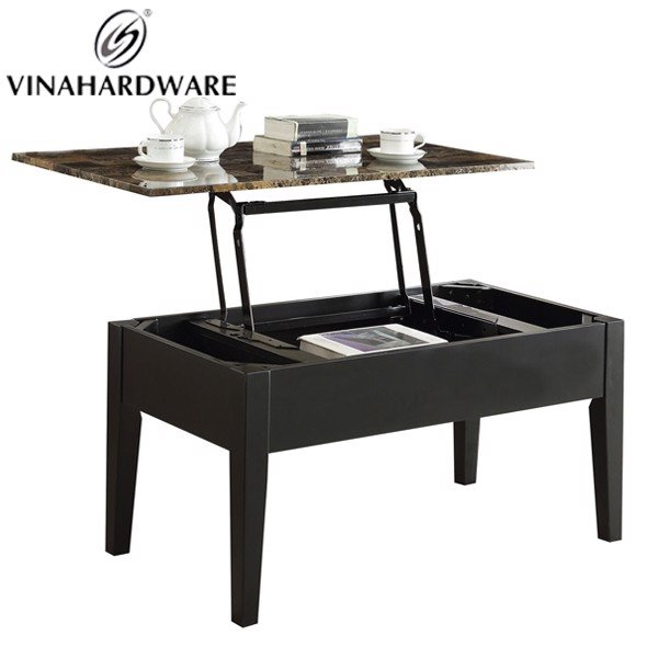Tay nâng mặt bàn sofa / Coffe table lift mechanism TL9390