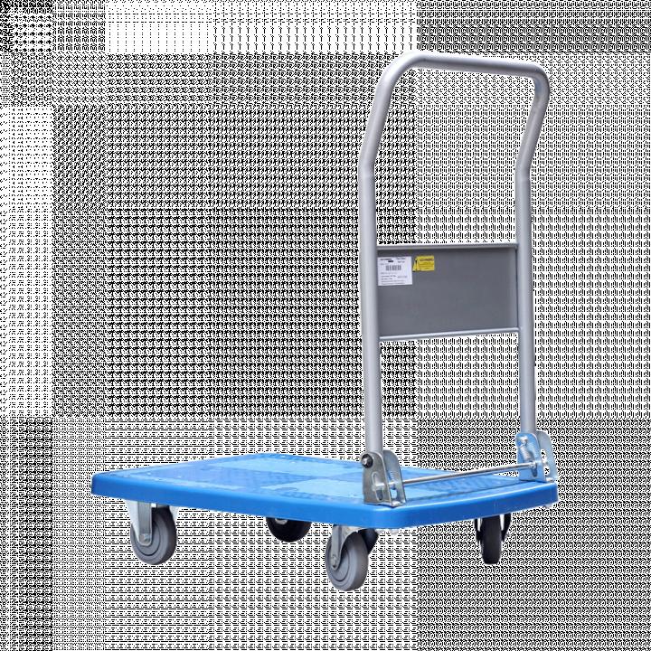 Xe đẩy hàng sàn nhựa ADVINDEQ PT-150
