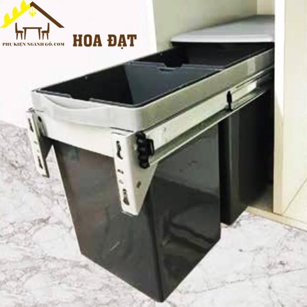 Thùng đựng rác âm tủ rộng 300mm cao cấp VNR EB-300 SP000151EB
