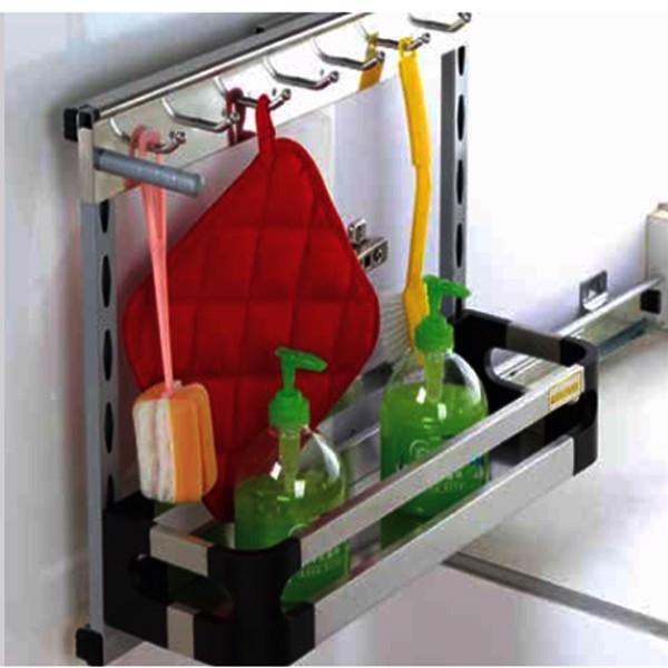 Kệ đựng chai lọ tẩy rửa đáy đặc VNR SP028521 (Cái)