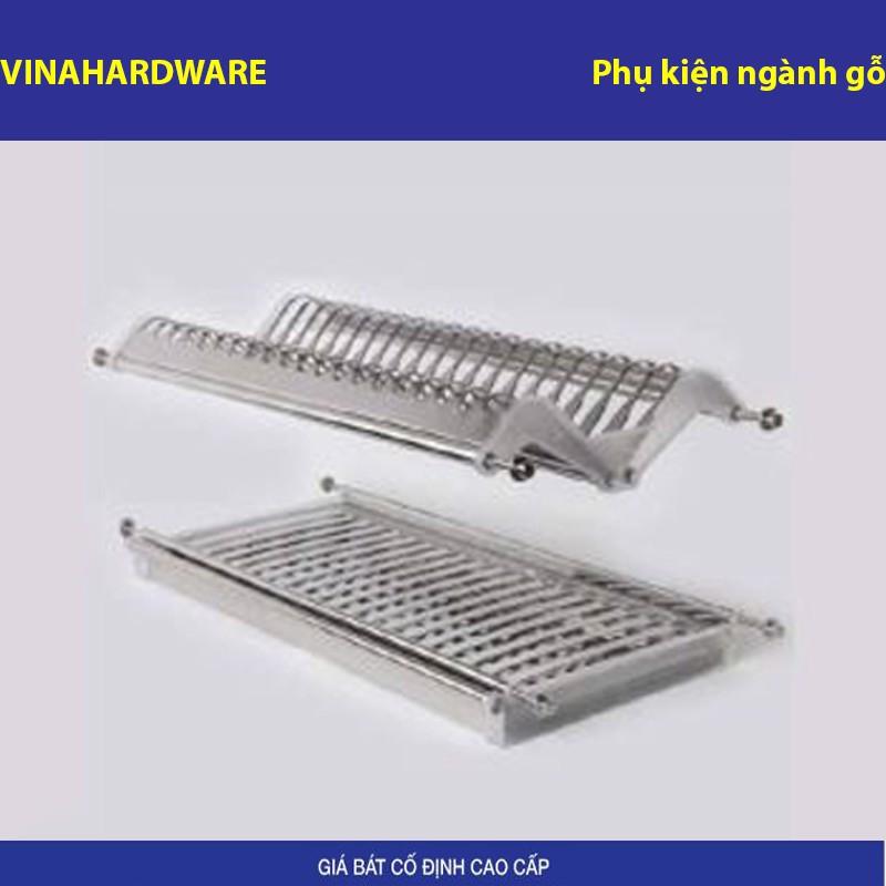 Giá kệ bát đĩa cao cấp inox 304 SP000092 (nhiều kích thước)