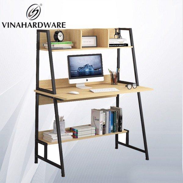 Khung bàn học kết hợp kệ sách VNH2923459