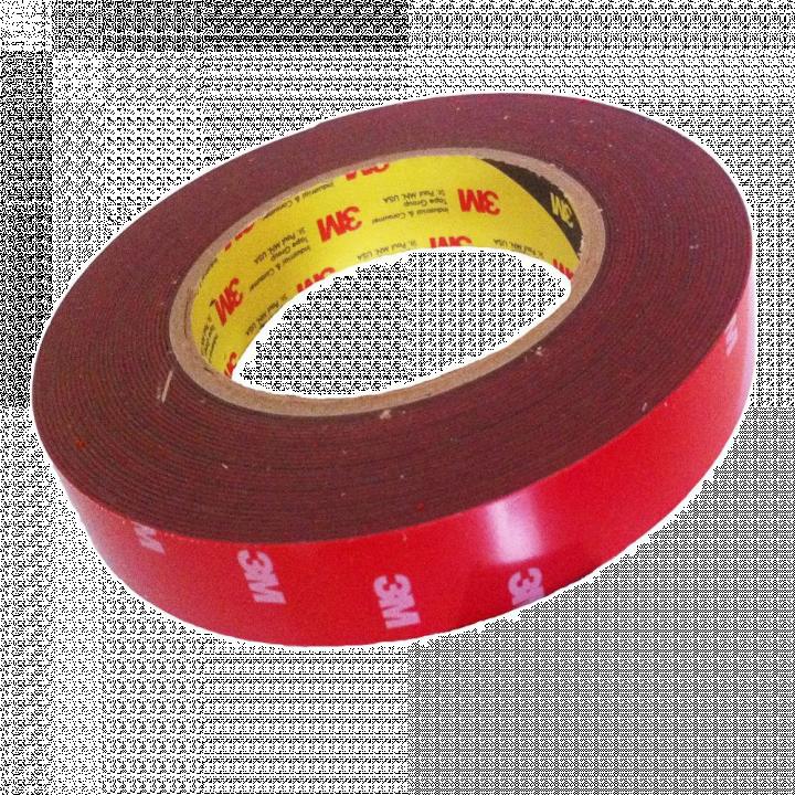 Băng keo 2 mặt dày 0.6mm 3M 4229P 8mmx10m