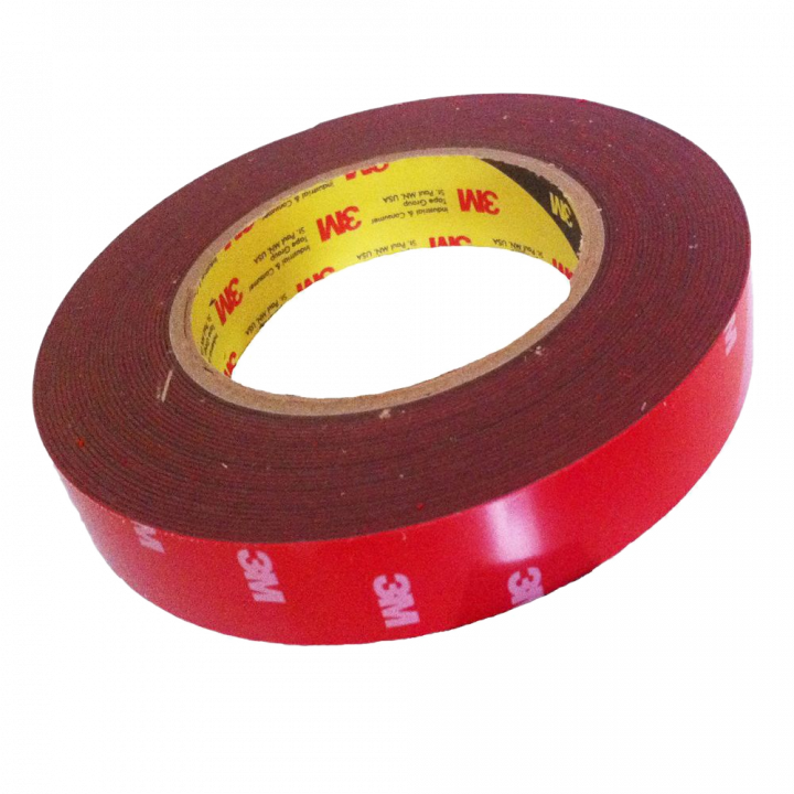 Băng keo 2 mặt dày 0.6mm 3M 4229P 9mmx30m