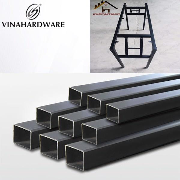 Gia công sản phẩm từ sắt hộp theo yêu cầu SP2923318 (mét)