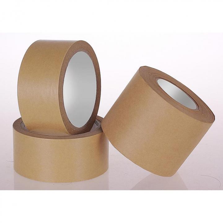 Băng keo giấy da bò THL 48mm x30m, sần