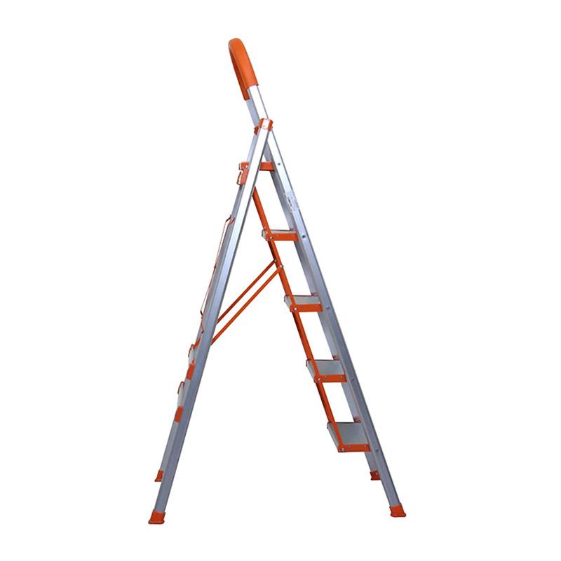 Thang nhôm ghế 5 bậc Advindeq ADS-705