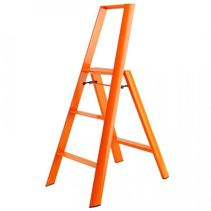 Thanh nhôm ghế 3 bậc Lucano ML2.0-3 màu cam