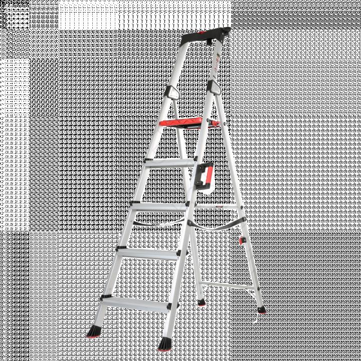 Thang nhôm ghế 5 bậc Xstep XL-05
