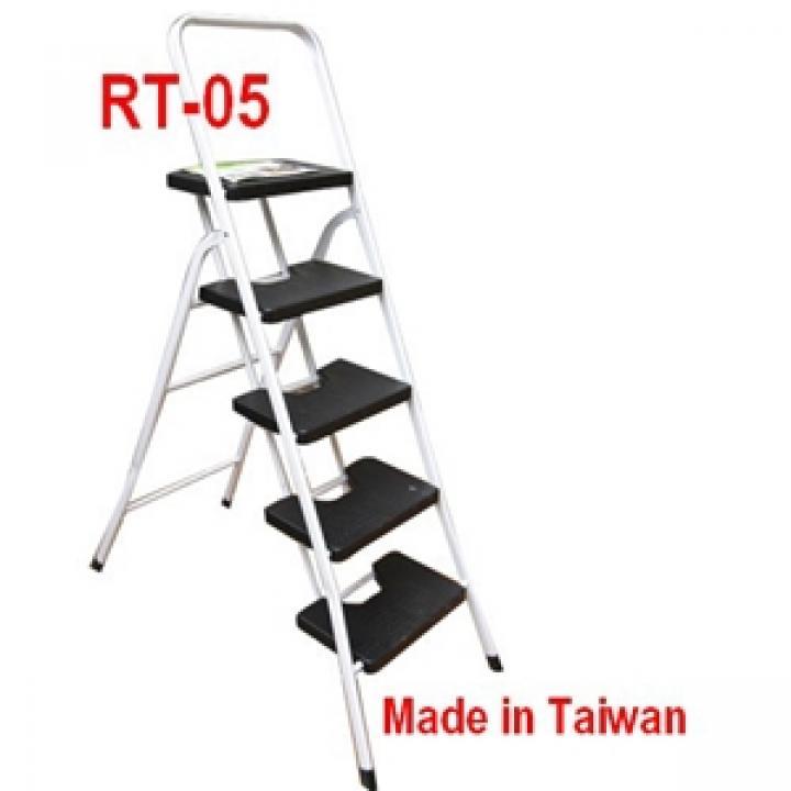 Thang nhôm ghế bản to 5 bậc PAL RT-5