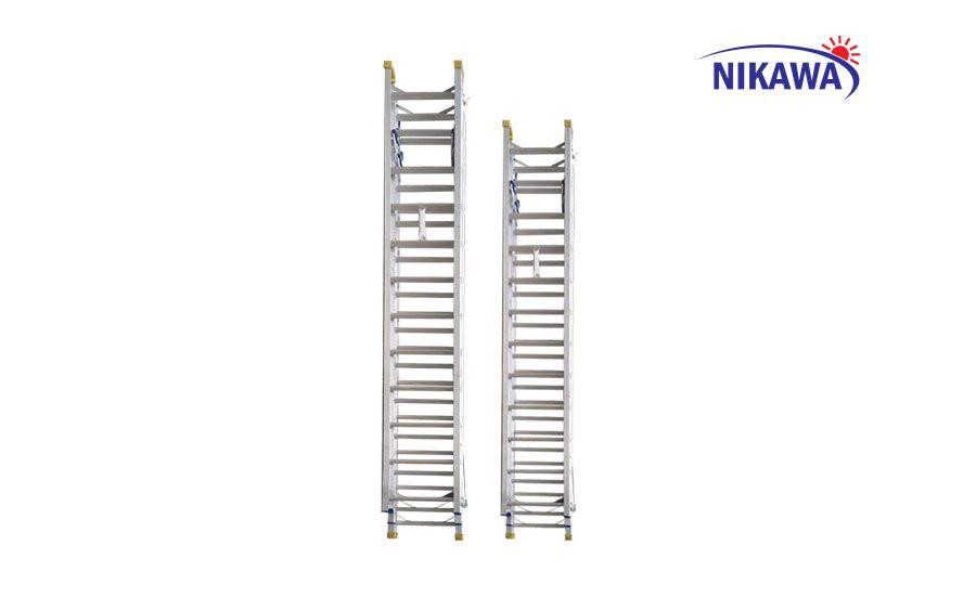 Thang nhôm 2 đoạn NIKAWA NKT-A12