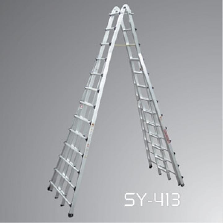 Thang nhôm chữ A đa năng Shin Yang SY-413