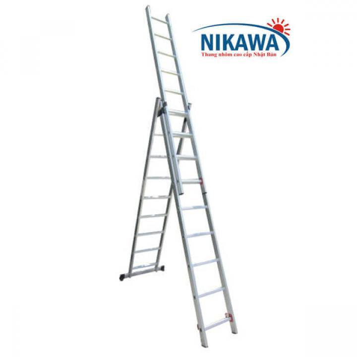 Thang cách điện 3 đoạn Nikawa NKL-100
