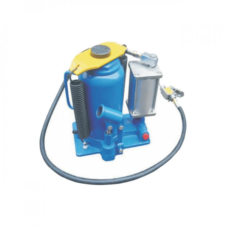 Kích thủy lực dùng hơi không ren Titano SD2002 20 tấn