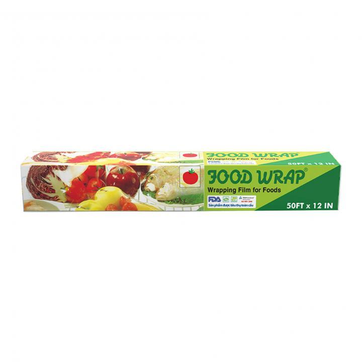 Màng bọc thực phẩm đầu xanh LasPalm MBTP00007498