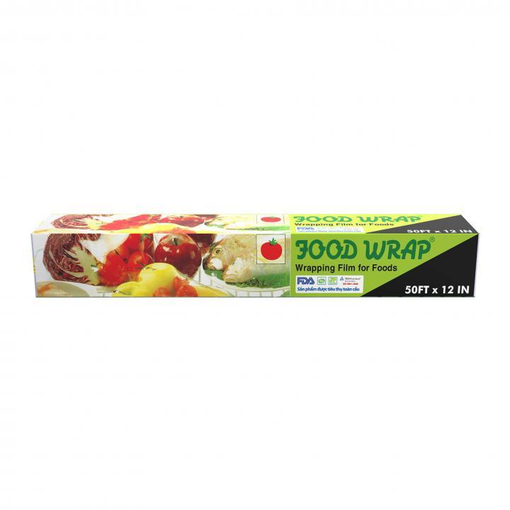 Màng bọc thực phẩm đầu đen LasPalm MBTP10007498