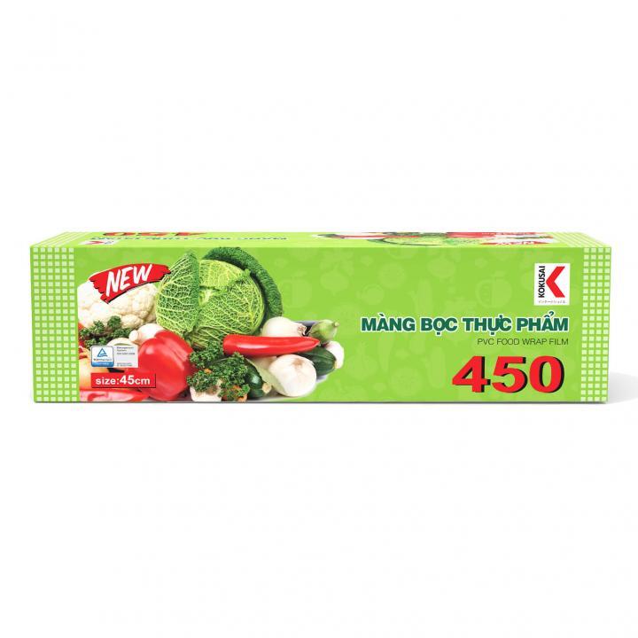 Màng bọc thực phẩm Kokusai MBTP00004541